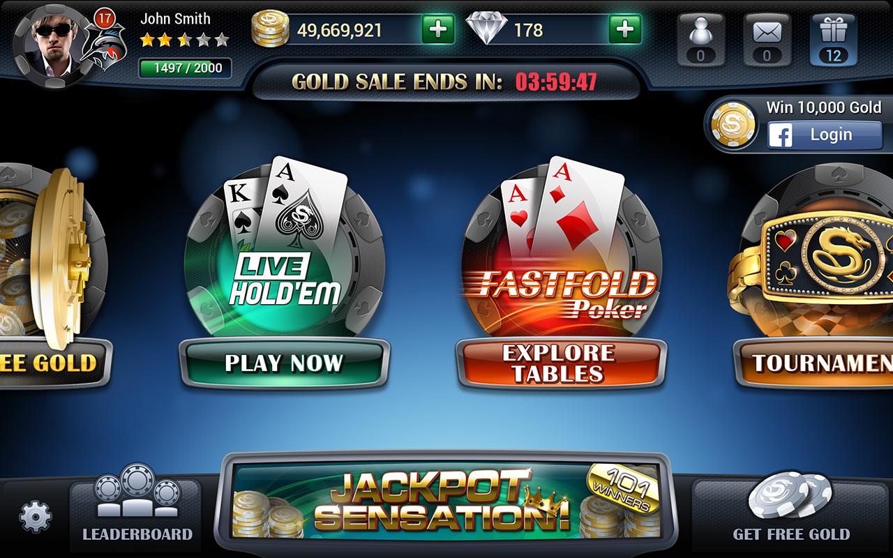 Adu Strategimu dan Lawan di Judi Poker Pro - Texas Holdem Online